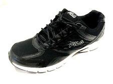 FILA Men's 'ROYALTY 2' Running Shoes BLACK  Sz. 11.5 M  NIB
