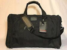 Vintage Tumi Ballistic Nylon Expandable Duffel 278D3 Luggage Messenger Bag VGUC