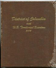 Dansco Album 2009 Quarters DC & US Territories - Coin Folder 7144 - NEW & Sealed