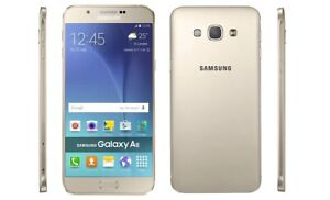 SAMSUNG GALAXY A8 (2015) UNLOCKED GOLD COLOUR SMARTPHONE