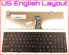 New Laptop US Keyboard for LENOVO IdeaPad G560A G560L G560 G 560 With Frame