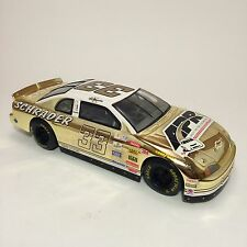 1998 1/24 Ken Schrader #33 APR Gold Model Nascar Rare Make An Offer