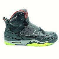 Nike Air Jordan Son of Mars 512246-006 Black Red Grey Green Youth Shoes Sz 6.5Y