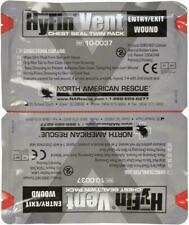 North American Rescue 100037 Hyfin Vent Chest Seal - 2 Count