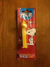 Snoopy Peanuts Woodstock Pez Dispenser & Sweets - NEW & Sealed