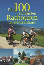 Die 100 Schönsten Radtouren in Deutschland Neu +ungelesen Schnäppchen 224 Seiten