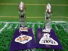 Baltimore Ravens Mini Lombardi Trophy Set Mcfarlane/Pocket Pro