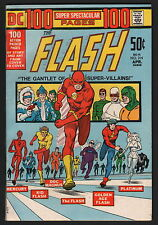 THE FLASH #214, 1972, VF/NM CONDITION COPY, DC 100 PAGE SUPER SPECTACULAR DC-11