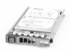 DELL 0H523N 300 GB 10000 RPM SAS 2.5 in (ca. 6.35 cm) 6 GBPS HARD DISK CON CADDY-G176J