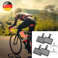 4x Fahrrad Bremsbeläge Für Deore Tektro Shimano Scheibenbremse Disc Beläge Pads