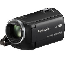 Panasonic Camcorders with Image Stabilisation