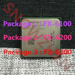 AMD FX-6100 FX-6200 FX-6300 FX-6350 CPU SIX-CORE Socket AM3+ Processor