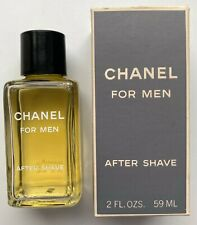 Chanel FOR MEN (POUR MONSIEUR) LOTION AFTER SHAVE 59 ml 2 fl oz VINTAGE