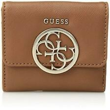 Guess Kamryn Flap Wallet Q Logo Card And Coin Wallet Purse