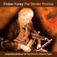 Finbar Furey - The Slender Promise (Flute & Uilleann Pipes) CD