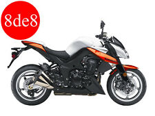 Kawasaki ZR 1000 (2010) DAF Z1000 - Workshop Manual on CD (In Spanish)