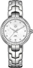 WAT2314.BA0956 | TAG HEUER LINK | BRAND NEW & AUTHENTIC DIAMOND WOMENS WATCH