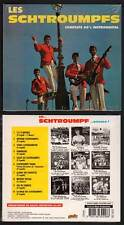 "LES SCHTROUMPFS ""Complete 60's Instrumental"" (CD Digipack) 2002 NEUF"