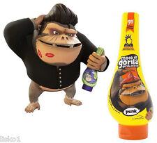 Gorila Hair Gel Gorilla Snott Punk Extreme Hold 11.9oz.- Yellow