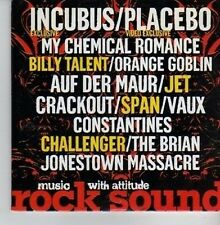 (CV330) Rock Sound vol 58 - 2004 CD