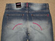 Southpole Size 3 Flare Stretch Denim Light Blue Womens Jeans New With Tag