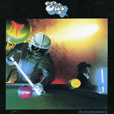 ELOY - PERFORMANCE [REMASTER] (NEW CD)
