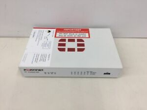 Fortinet Fortigate FG-50E Network Security Firewall w/Adapter On Sale