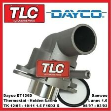 Dayco DT136D Thermostat & Housing Barina TK 12/05 - 10/11 1.6L F16D3