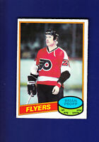 Brian Propp RC 1980-81 O-PEE-CHEE OPC Hockey #39 (EXMT) Philadelphia Flyers