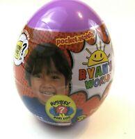 Ryan's World Mini Mystery Surprise Purple Egg Series 2