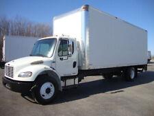2010 Freightliner van truck with 26 x 102 x 109 van M2 make offer Huge Box