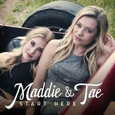 MADDIE & TAE - START HERE: DELUXE EDITION CD ALBUM (August 28th 2015)