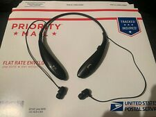 New listing Lg Tone Ultra α Bluetooth Wireless Stereo Neckband Earbuds (Hbs-830) - Black