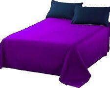 Housse Couvre-lit GranFoulard couvre tout Coton Mobilier De Tissu Violet