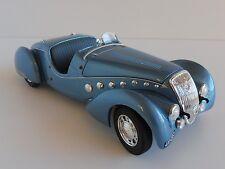 PEUGEOT 302 DARL MAT Roadster bluemetallic 1937 1/18 Norev 184821 ´ Coupé