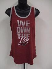 NEW Minnesota Wild womens M Medium by MAJESTIC Tank Top Shirt 82NP