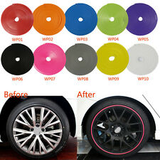 Car Vehicle Wheel Rims Protector x1 For Audi R8 S4 TT S5 Q3 Q5 Q7 Car Care