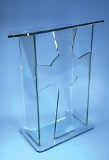 Acrylic/Podium/Lectern/Pulpit/Plexiglass/Lucite Customized Logo Printing #04