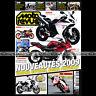 MOTO REVUE N°3823 HONDA CB 1000 R CBR 1000 600 RR YAMAHA R1 XJ6 LORIS BAZ 2008
