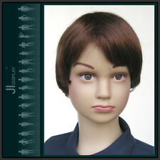 Los niños peluca Wig b9 para niños muñecas Mannequin escaparate muñeca ji Display