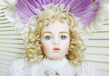 ANTIQUE REPRODCTION BRU JNE 13 FRENCH PORCELAIN PATRICIA LOVELESS DOLL NRFB NEW