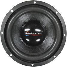 "American Bass XD844 8"" 600W Max Woofer *Xd8*"