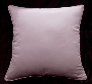 Rc504a Fresco Pale Purple Soft Cotton Fabric Cushion Cover/Pillow Case*Custom