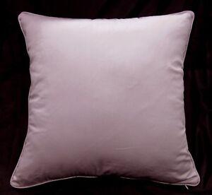Rc504a Fresco Pale Purple Soft Cotton Fabric Cushion Cover/Pillow Case*Custom