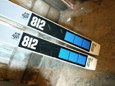 Vintage K2 812 Competition GS Factory Race skis size 207 cm Mahre