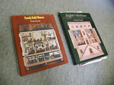 Family Dolls' Houses; & English Dolls' Houses of the Eighteenth and Nineteenth C
