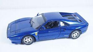 1:18--BBURAGO--Ferrari GTO..SONDERLACK  / 33 C 155