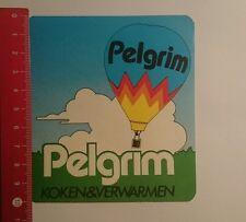 Aufkleber/Sticker: Pelgrim Koken & Verwarmen (140916168)