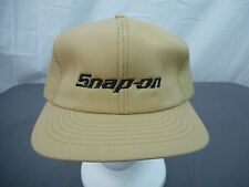 Snap On Tools   Hat Cap USA MADE Mesh &  Foam backed front panels  Snapback