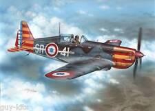 Avion de chasse Français MORANE SAULNIER MS 406 C.1, 1942 - KIT AZUR 1/72 n° 114